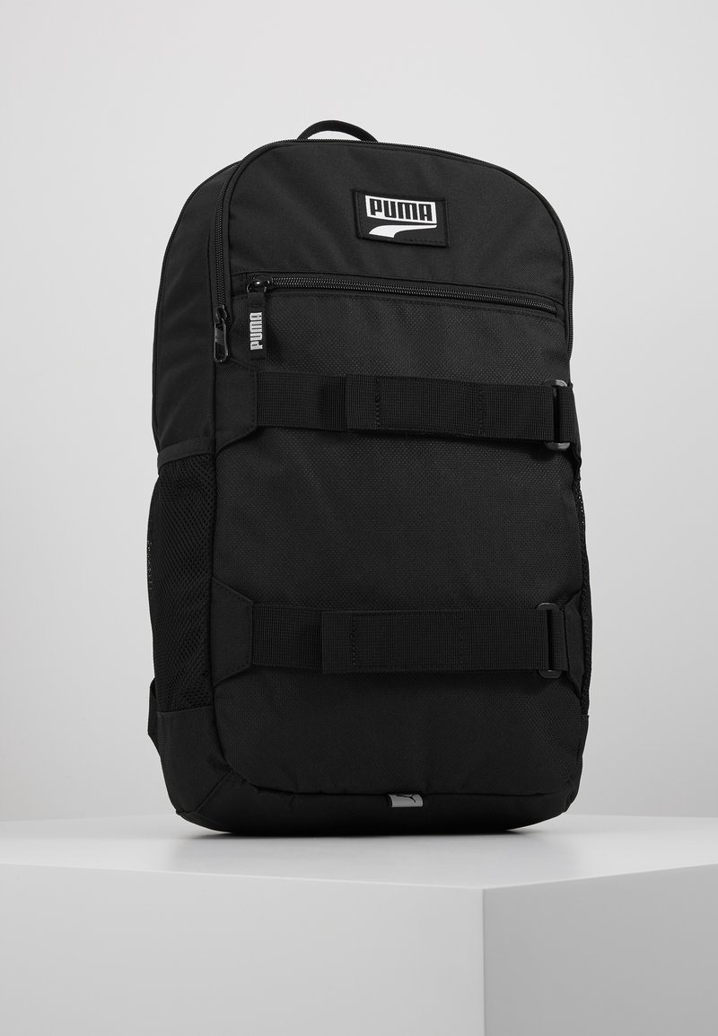 Puma - DECK BACKPACK - Mochila - puma black