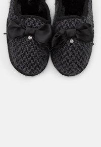 Tamaris - SABOT  - Slippers - black - 5