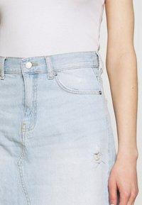 Dr.Denim - ECHO SKIRT - Mini skirt - superlight blue - 4