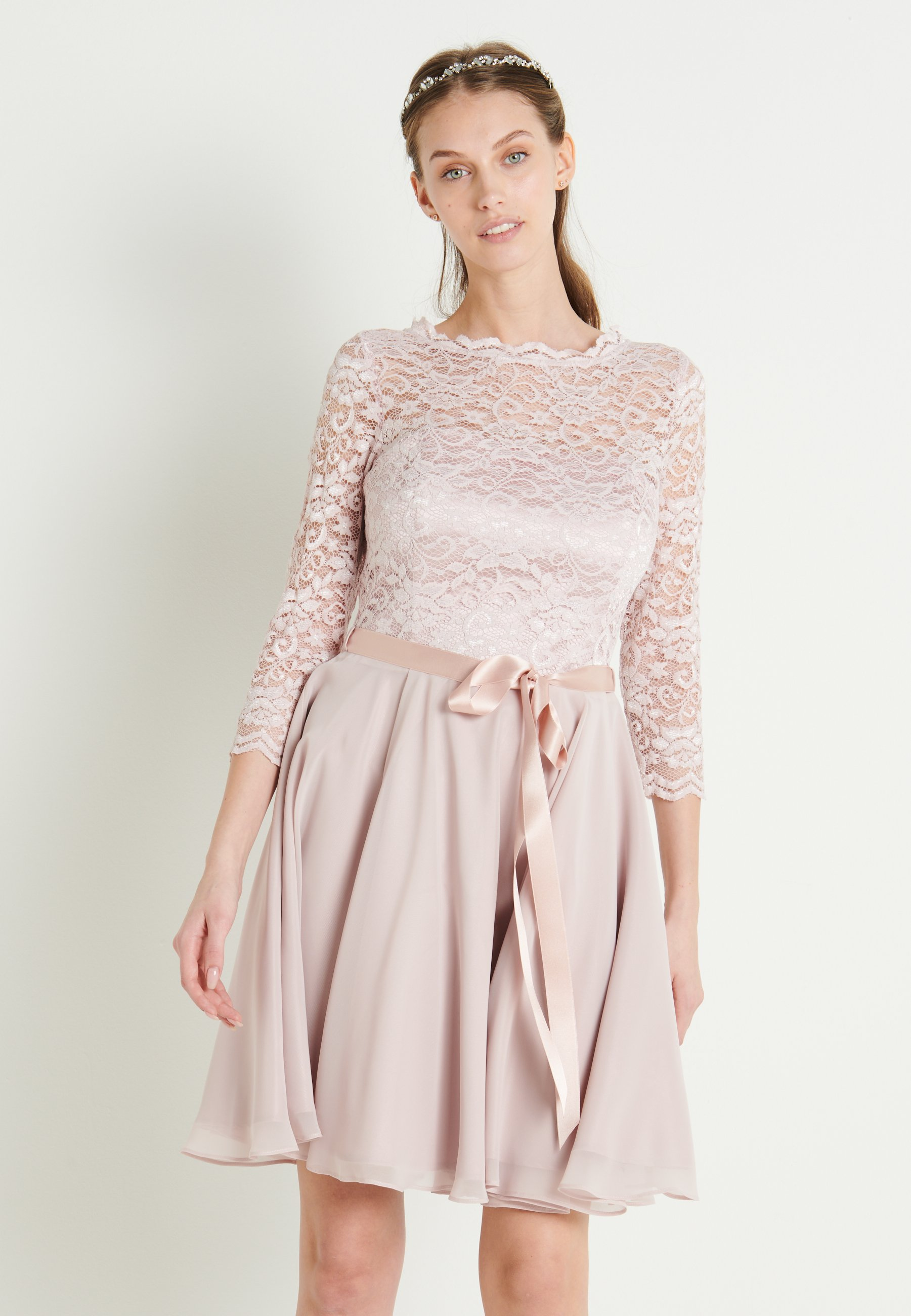 cocktailkleid/festliches kleid - rose