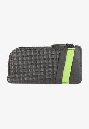 PARIS  - Wallet - schwarz/grün