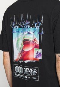 Blood Brother - TURNPIKE TEE - Print T-shirt - black - 5