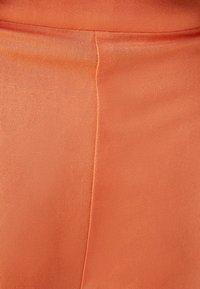 Bershka - Pantalon classique - orange - 5