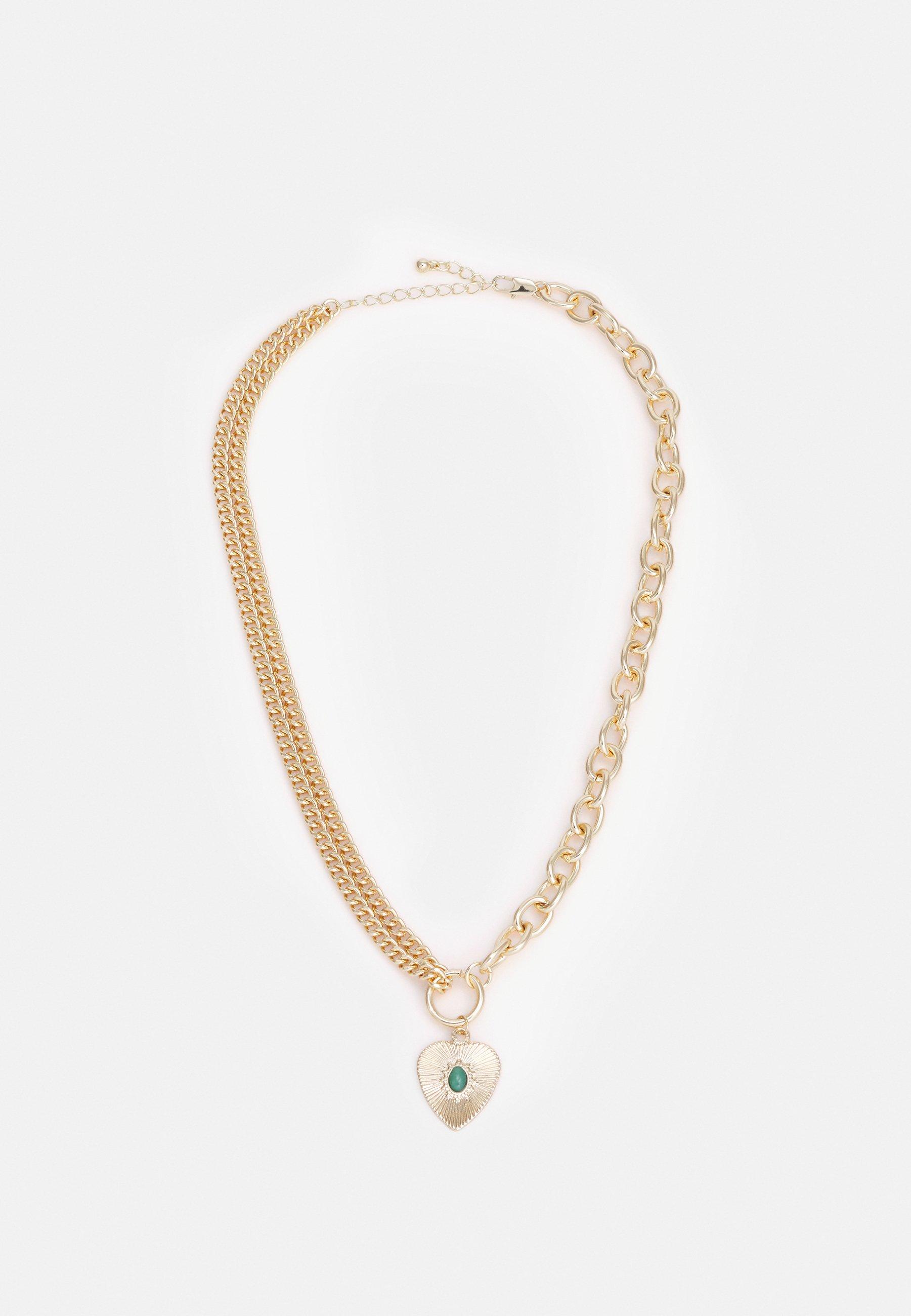 Women PCLAUREL COMBI NECKLACE - Necklace