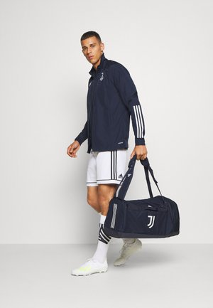 JUVENTUS SPORTS FOOTBALL DUFFEL BAG - Sporttas - dark blue/light grey