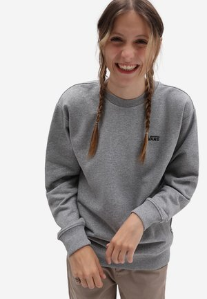 FLYING V BF FT CREW - Sweater - grey heather