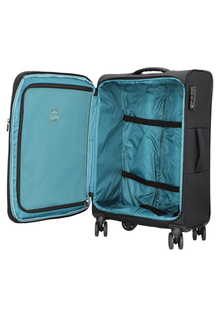 march luggage SET - Kofferset - black/schwarz - Herrentaschen LiowO