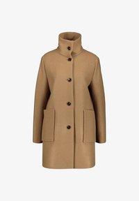 BOSS - Classic coat - camel - 0