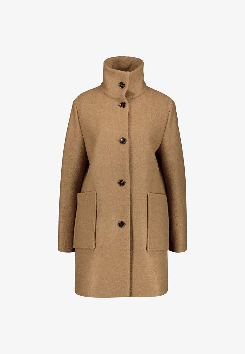 BOSS - Classic coat - camel