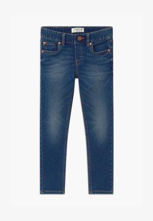 MINI SLIM PULL UP - Slim fit jeans - blue denim