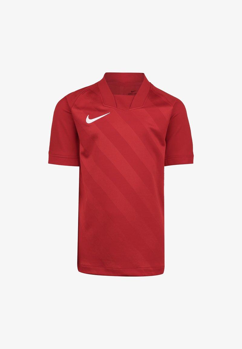Nike Performance - Sports shirt - university red / white