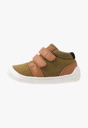 Baby shoes - lizard