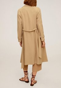 Mango - TAXI - Trench - beige - 1