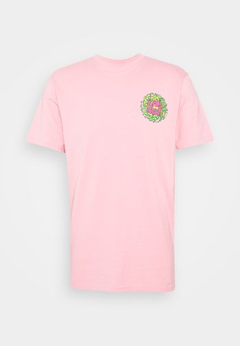 SLIMEBALLS UNISEX - Print T-shirt - pink