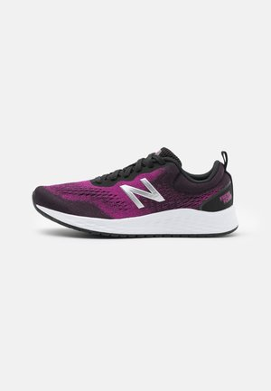 WARIS - Neutral running shoes - purple/black