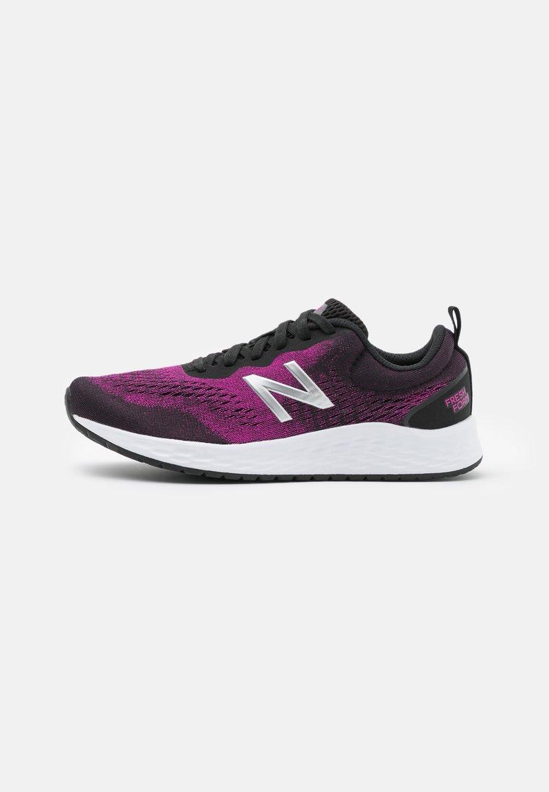 New Balance - WARIS - Zapatillas de running neutras - purple/black