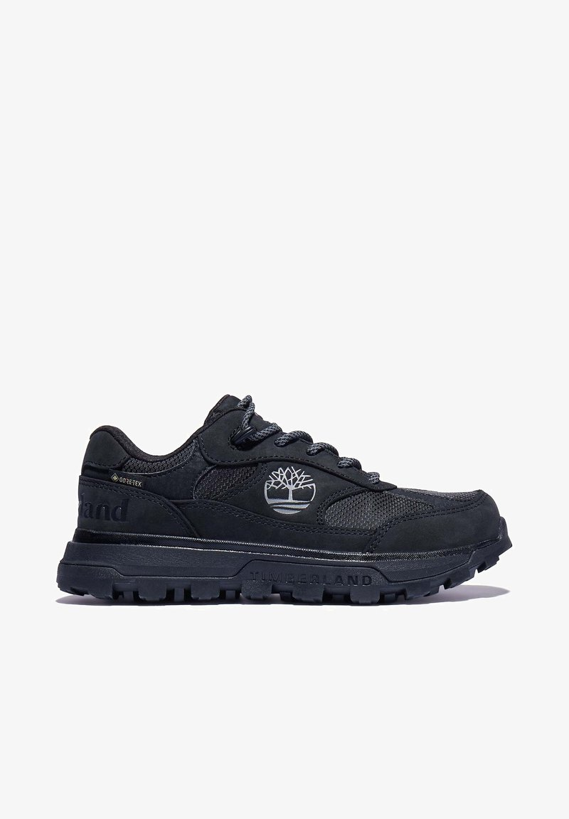Timberland - TRAIL TREKKER LOW GTX - Sports shoes - black