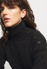 Polo Ralph Lauren - BLEND - Jumper - black - 5