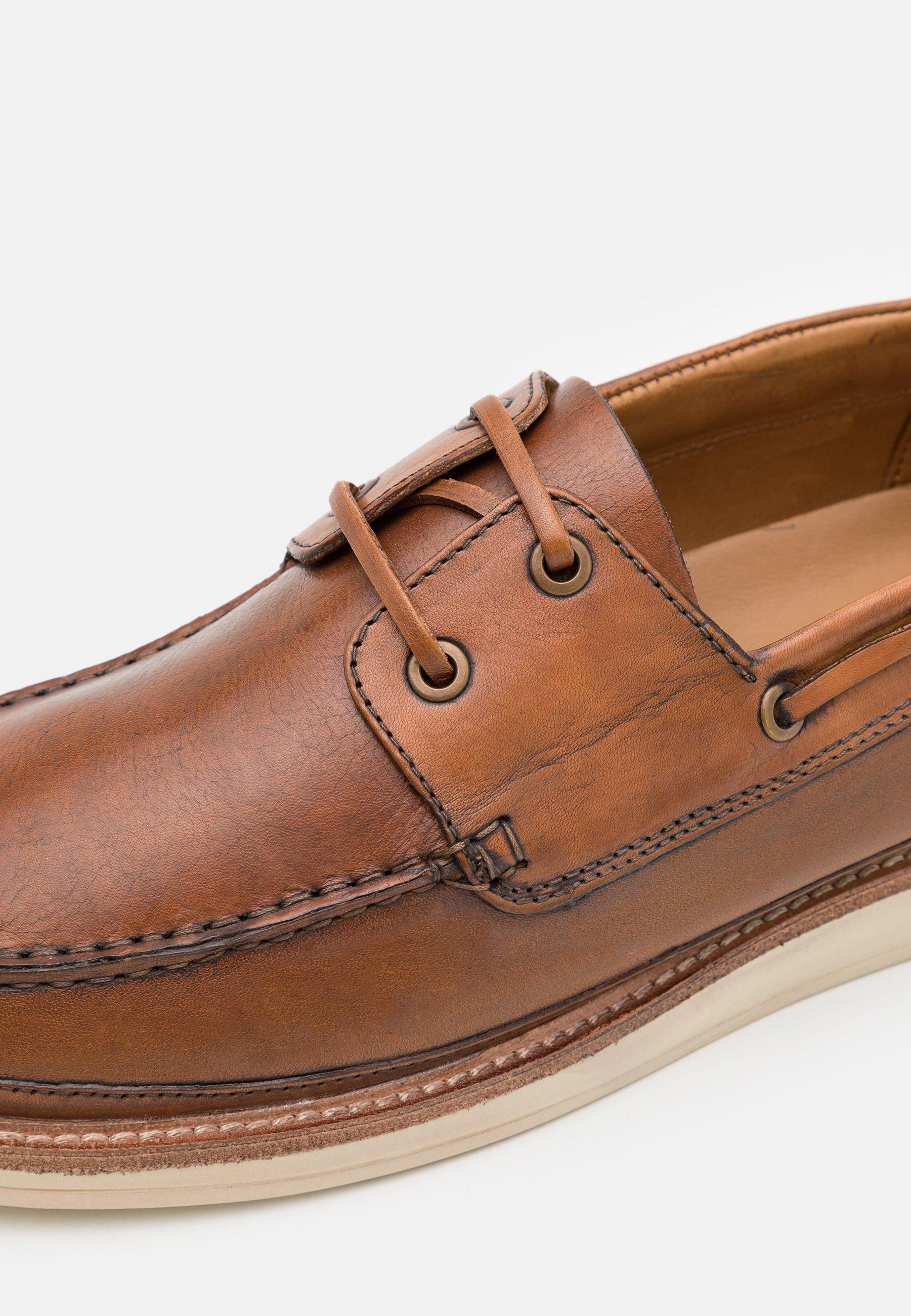 Homme COPELAND - Chaussures bateau