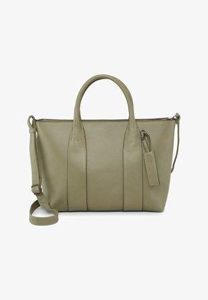 KALEA MITTELGROSSER SHOPPER - Handbag - sage