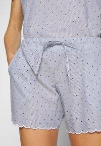 Esprit - CORRIE - Pyjamasbukse - blue lavender - 3
