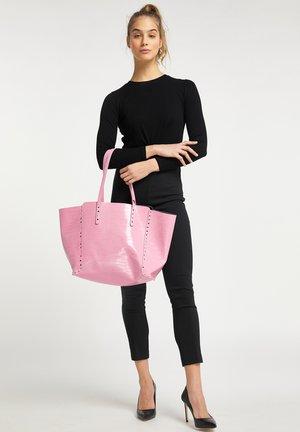 Tote bag - rosa