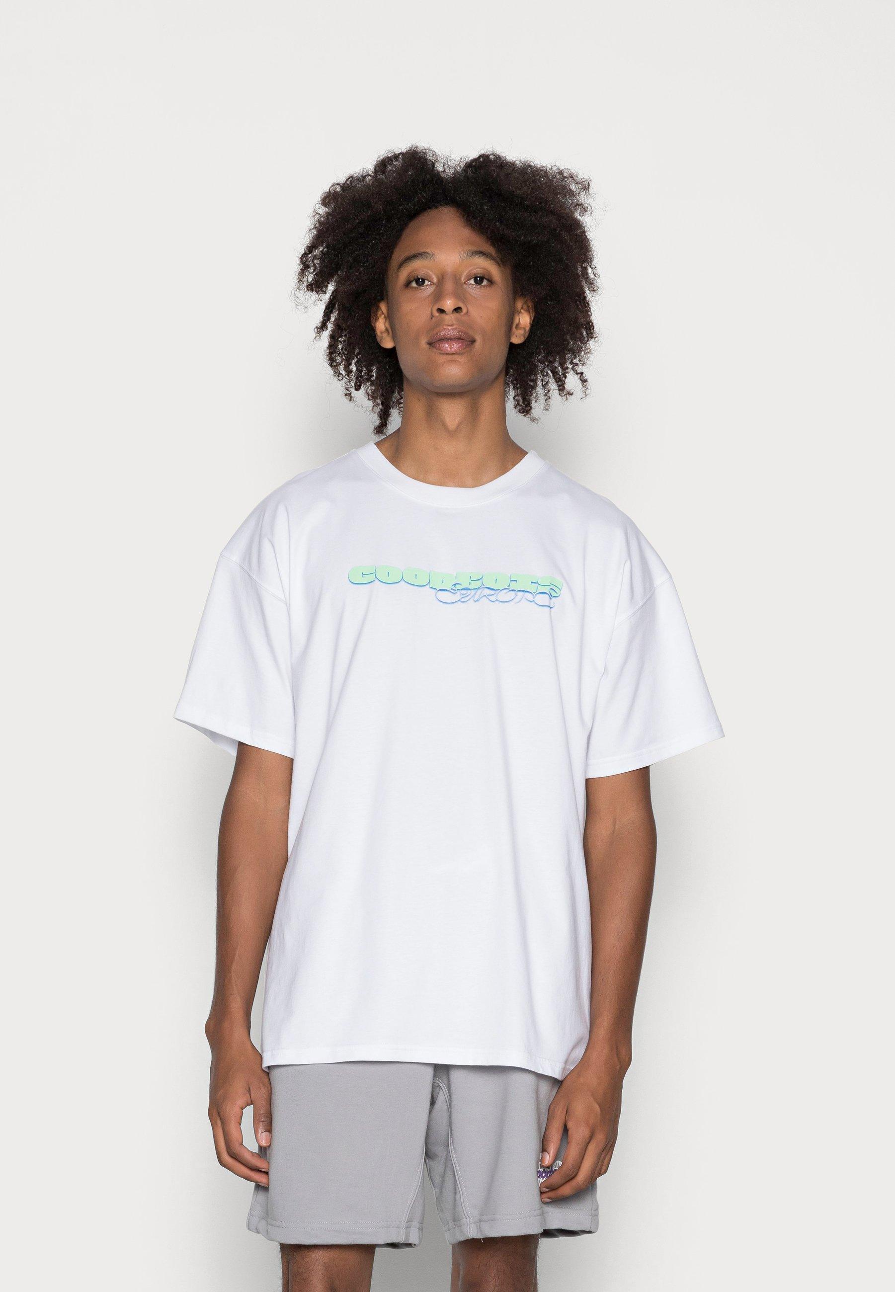 Homme FLOWER OVERSIZE - T-shirt imprimé