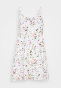 Hollister Co. - BARE FEMME SHORT DRESS - Day dress - white - 4