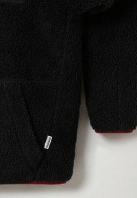 Napapijri - TEIDE - Fleece jumper - black - 4