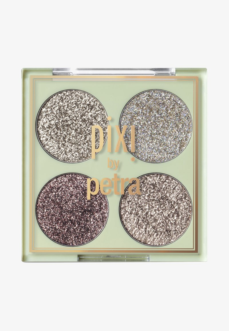 Pixi - GLITTER-Y EYE QUAD 4G - Eyeshadow palette - goldlava