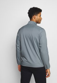 Nike Performance - DRY TEAM - Training jacket - smoke grey - 2