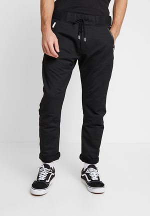 Tracksuit bottoms - denim black