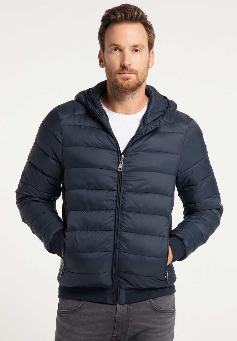 DreiMaster - STEPP - Down jacket - marine