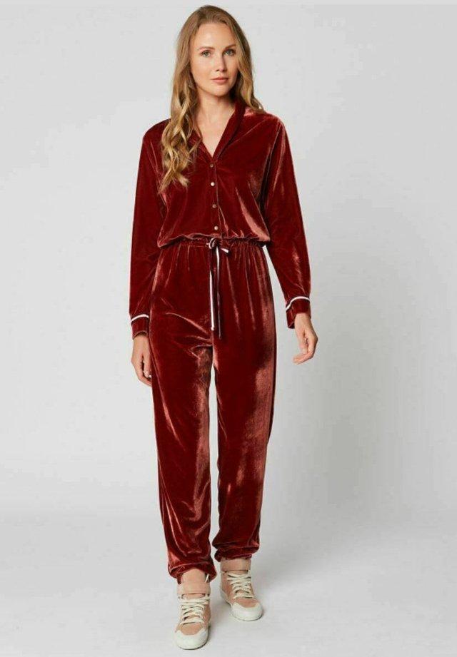 Pyjama - cuivre