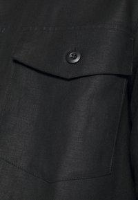 Samsøe Samsøe - LUCCAS - Shirt - black - 5