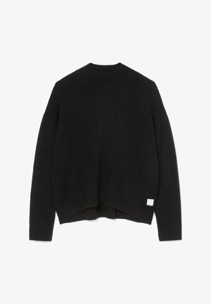 LONG SLEEVE - Jumper - black