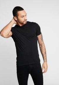 Replay - Basic T-shirt - black - 0