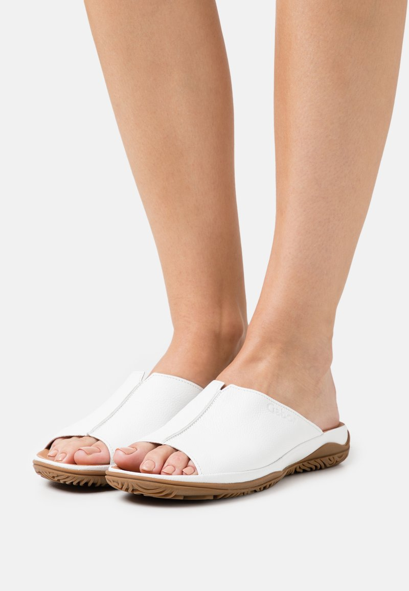 Gabor Comfort - Slippers - weiß