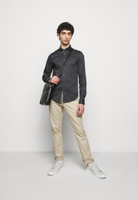 Emporio Armani - SHIRT - Formal shirt - anthracite - 1