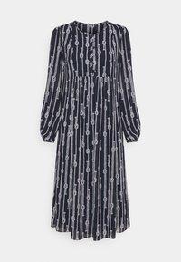 MICHAEL Michael Kors - SAPCED SAILOR STRIPE - Day dress - midnight blue/white - 5