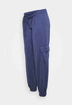 MLJESSICA JERSEY PANTS - Trousers - crown blue