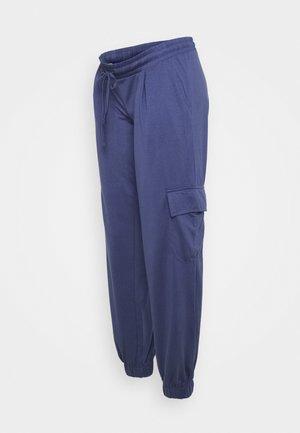 MLJESSICA JERSEY PANTS - Kalhoty - crown blue