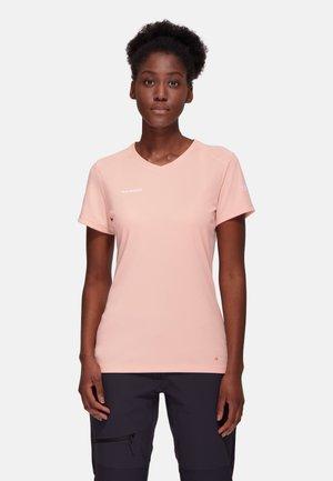 SERTIG - T-shirt basic - evening sand