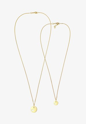 PLATE HEART - Ketting - gold