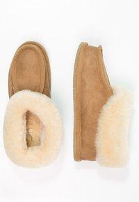 Shepherd - LENA - Slippers - chestnut - 2