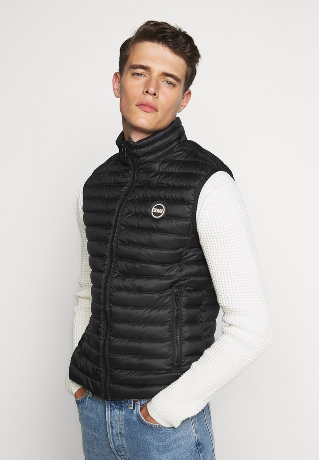 Bodywarmer - black-spike