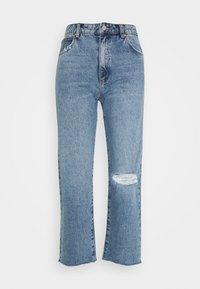 Abrand Jeans - VENICE  - Jeans straight leg - dark beat - 4