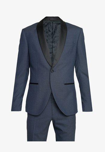 TUX - Oblek - dark blue