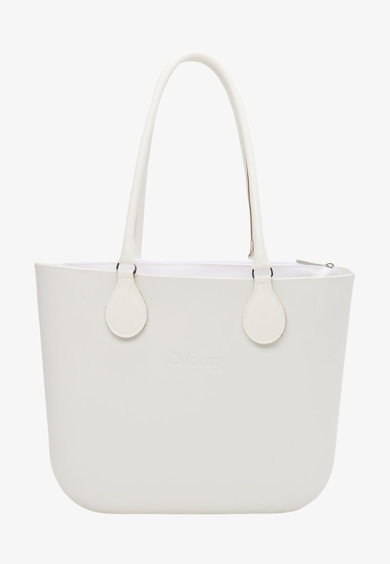 O Bag - Tote bag - white