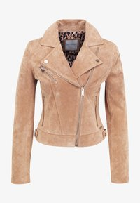 Rino&Pelle - DAMINA - Leather jacket - tan - 3